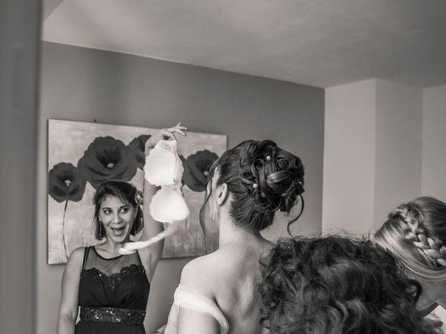 Le mariage de Julien et Sara à Le Coudray-Montceaux, Essonne 20