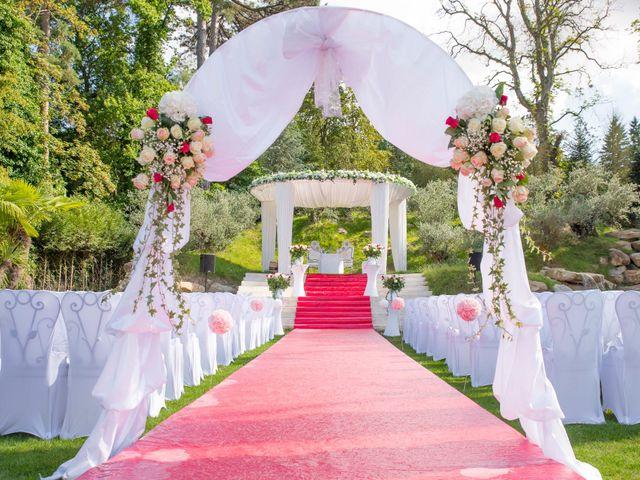 Le mariage de Julien et Sara à Le Coudray-Montceaux, Essonne 28