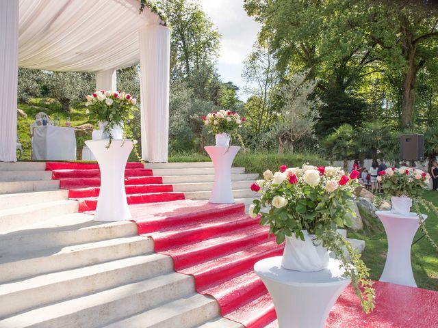 Le mariage de Julien et Sara à Le Coudray-Montceaux, Essonne 29