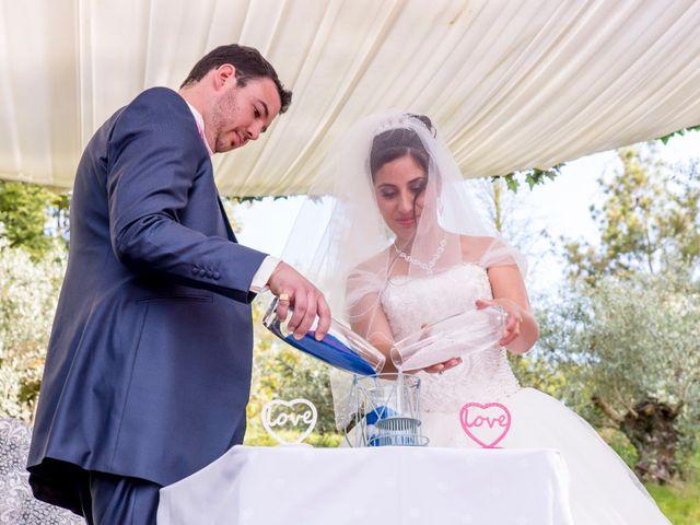 Le mariage de Julien et Sara à Le Coudray-Montceaux, Essonne 32