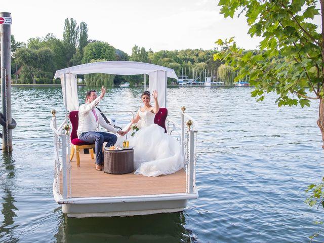 Le mariage de Julien et Sara à Le Coudray-Montceaux, Essonne 48