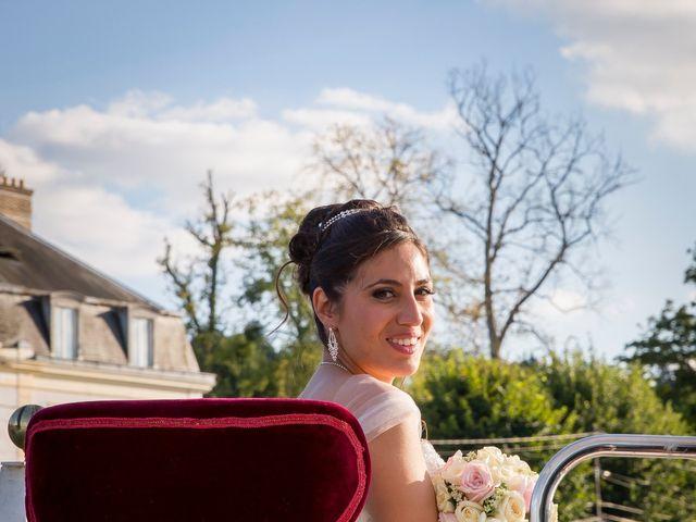 Le mariage de Julien et Sara à Le Coudray-Montceaux, Essonne 50