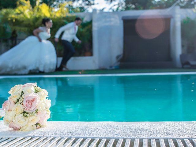 Le mariage de Julien et Sara à Le Coudray-Montceaux, Essonne 52