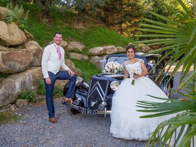 Le mariage de Julien et Sara à Le Coudray-Montceaux, Essonne 55
