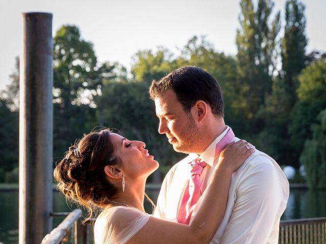 Le mariage de Julien et Sara à Le Coudray-Montceaux, Essonne 59