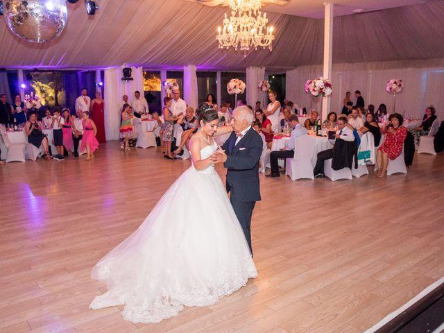 Le mariage de Julien et Sara à Le Coudray-Montceaux, Essonne 63