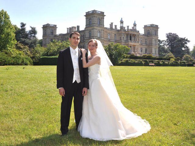 Le mariage de Charles et Alex à Chevry-Cossigny, Seine-et-Marne 2