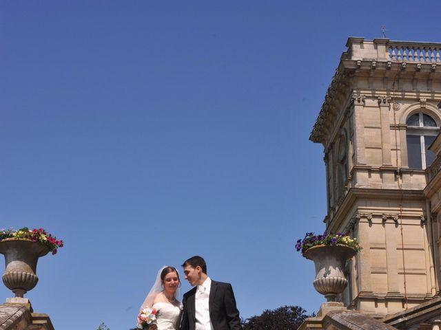 Le mariage de Charles et Alex à Chevry-Cossigny, Seine-et-Marne 8