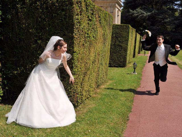Le mariage de Charles et Alex à Chevry-Cossigny, Seine-et-Marne 10