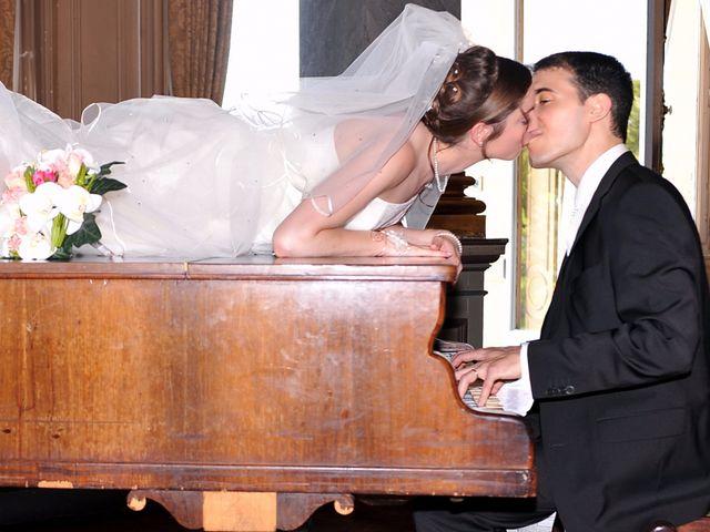 Le mariage de Charles et Alex à Chevry-Cossigny, Seine-et-Marne 12