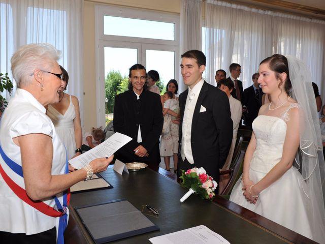 Le mariage de Charles et Alex à Chevry-Cossigny, Seine-et-Marne 13