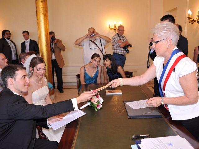 Le mariage de Charles et Alex à Chevry-Cossigny, Seine-et-Marne 14