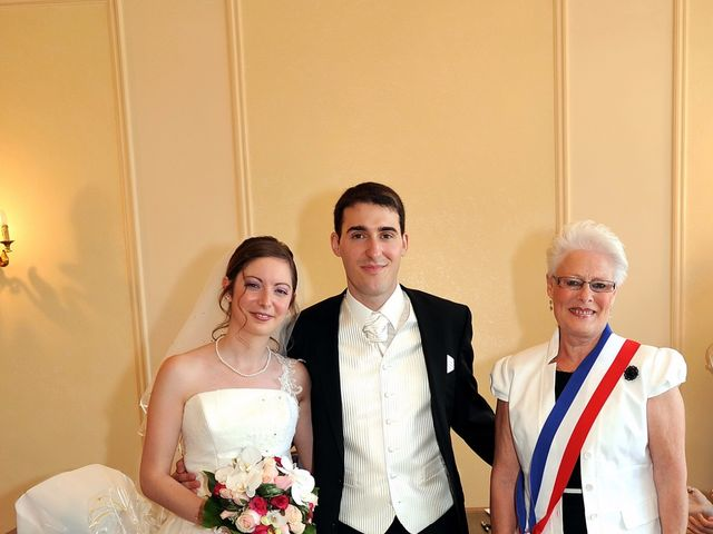 Le mariage de Charles et Alex à Chevry-Cossigny, Seine-et-Marne 15