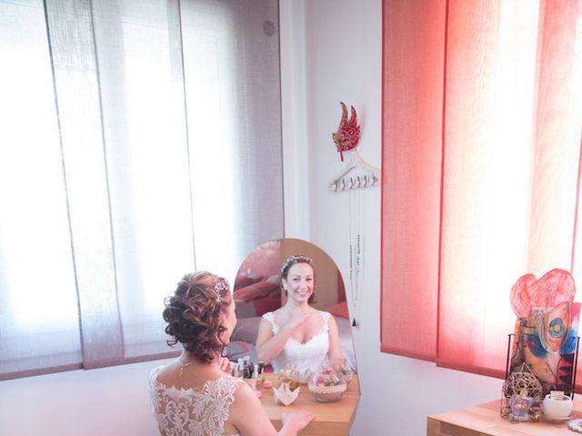 Le mariage de Eric et Céline à La Garde, Var 1