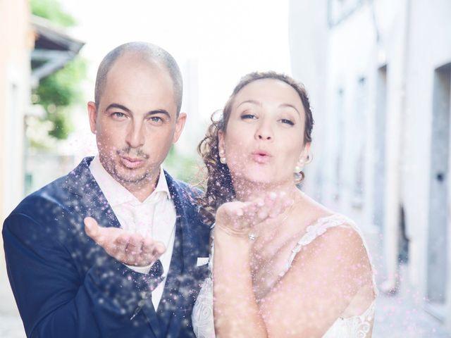 Le mariage de Céline et Eric