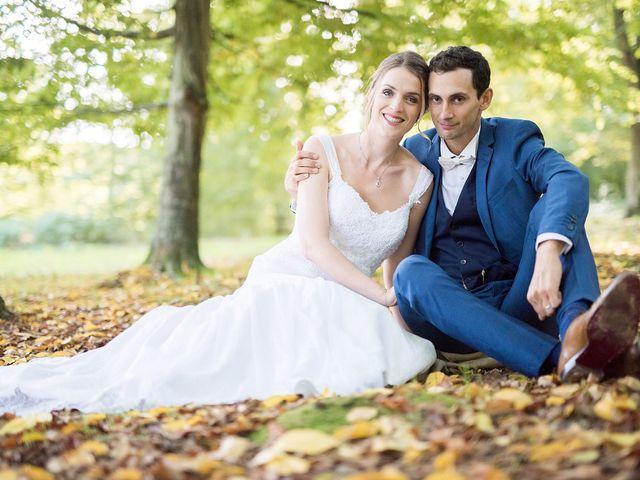 Le mariage de Eileen et Thomas