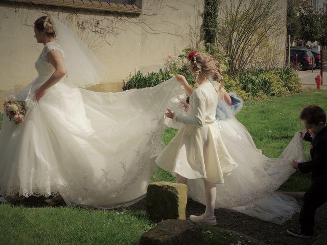 Le mariage de Cédric et Marjorie à Saints, Seine-et-Marne 11