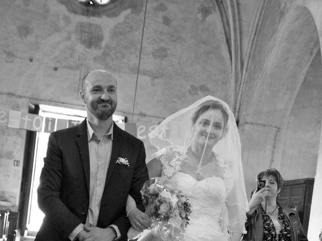 Le mariage de Cédric et Marjorie à Saints, Seine-et-Marne 12