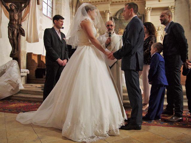 Le mariage de Cédric et Marjorie à Saints, Seine-et-Marne 15