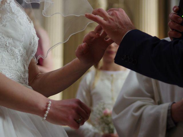 Le mariage de Cédric et Marjorie à Saints, Seine-et-Marne 16