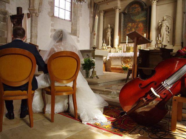 Le mariage de Cédric et Marjorie à Saints, Seine-et-Marne 17