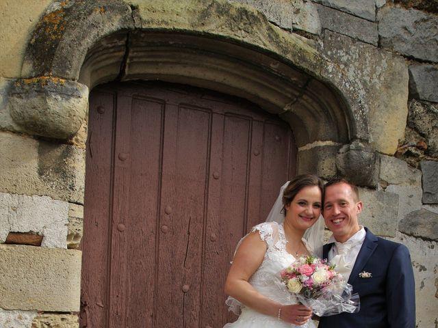 Le mariage de Cédric et Marjorie à Saints, Seine-et-Marne 1