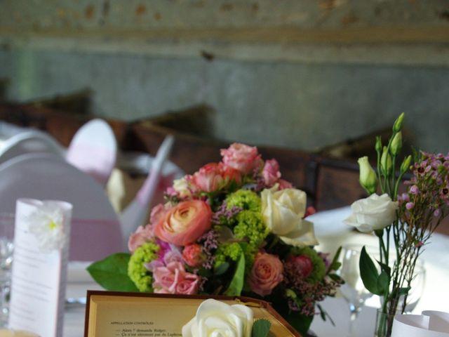 Le mariage de Cédric et Marjorie à Saints, Seine-et-Marne 20