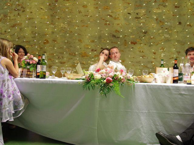 Le mariage de Cédric et Marjorie à Saints, Seine-et-Marne 25
