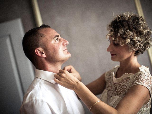 Le mariage de Romain et Mélanie à L'Ardoise, Gard 9