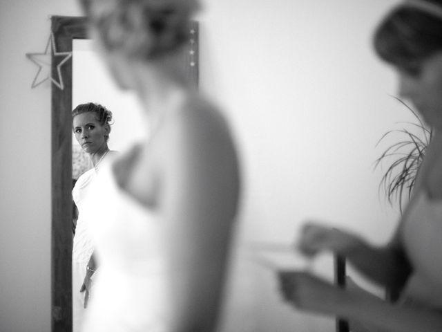 Le mariage de Romain et Mélanie à L'Ardoise, Gard 13