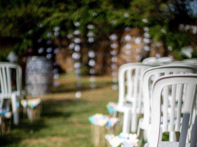 Le mariage de Romain et Mélanie à L'Ardoise, Gard 20