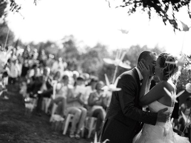 Le mariage de Romain et Mélanie à L'Ardoise, Gard 23