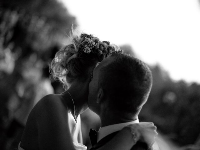 Le mariage de Romain et Mélanie à L'Ardoise, Gard 24