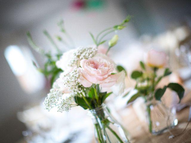 Le mariage de Romain et Mélanie à L'Ardoise, Gard 25