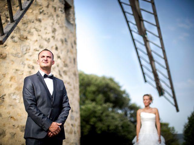 Le mariage de Romain et Mélanie à L'Ardoise, Gard 36