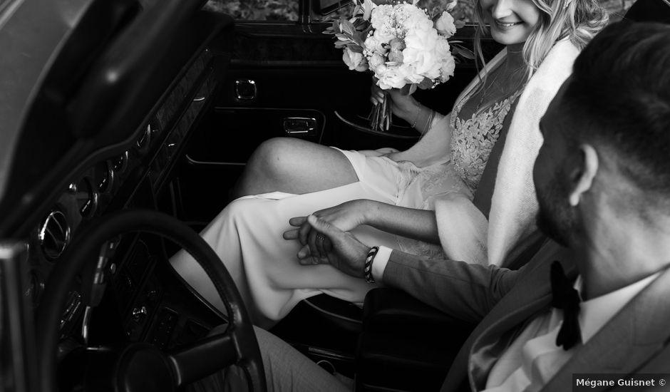 Le mariage de Sylvain et Célia à Vence, Alpes-Maritimes