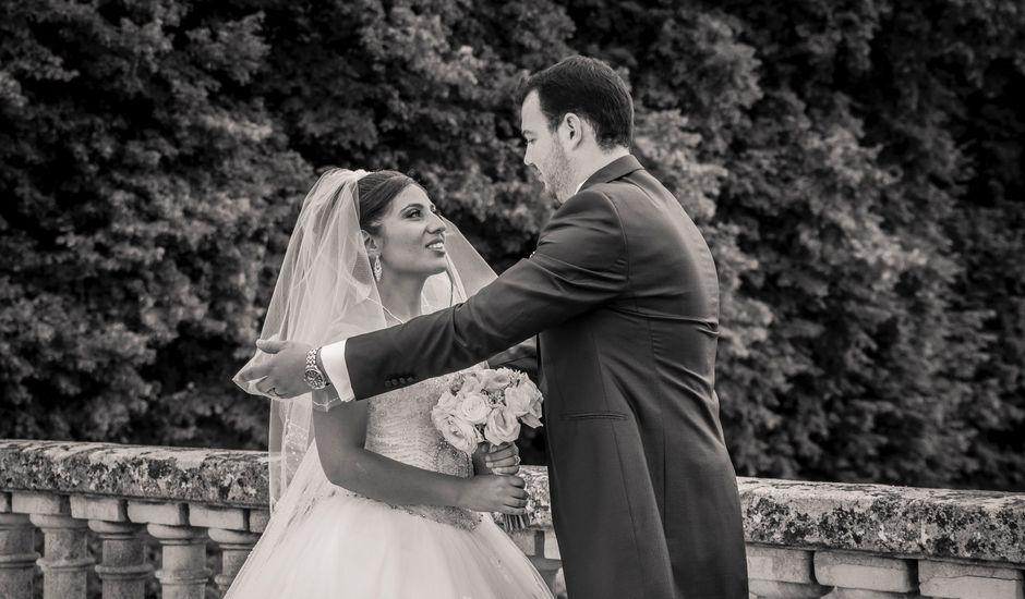 Le mariage de Julien et Sara à Le Coudray-Montceaux, Essonne