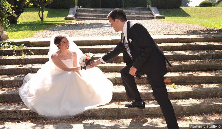 Le mariage de Charles et Alex à Chevry-Cossigny, Seine-et-Marne