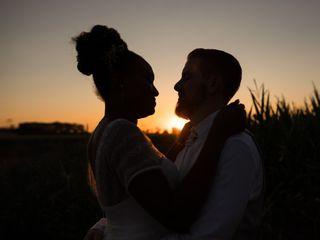 Le mariage de Samantha et Alexis