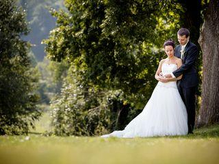 Le mariage de Mélanie et Jean-Marc