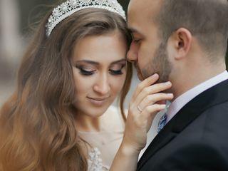 Le mariage de Anastasija et Viktor