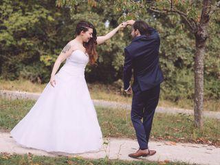 Le mariage de Sandra et François 1