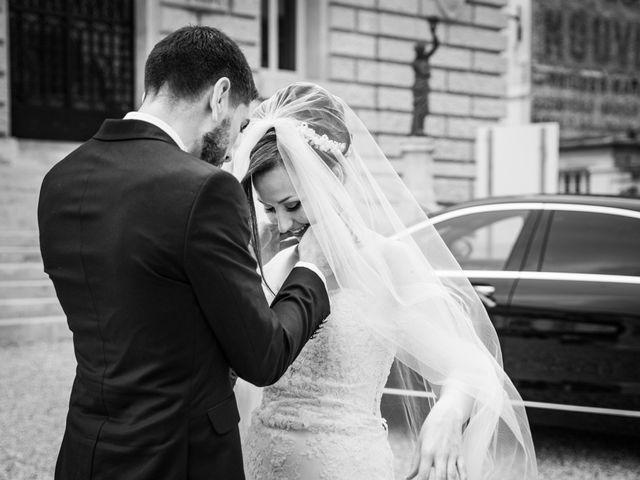 Le mariage de Franck et Sabrina à Vernon, Eure 8