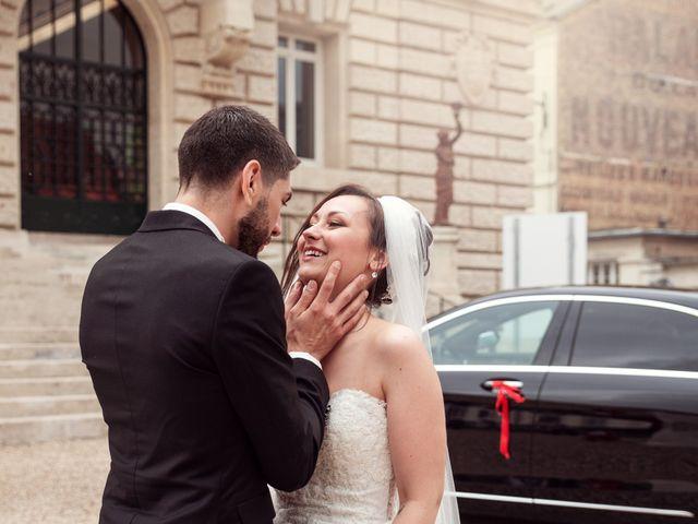 Le mariage de Franck et Sabrina à Vernon, Eure 9