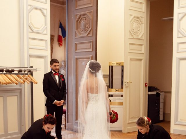 Le mariage de Franck et Sabrina à Vernon, Eure 10