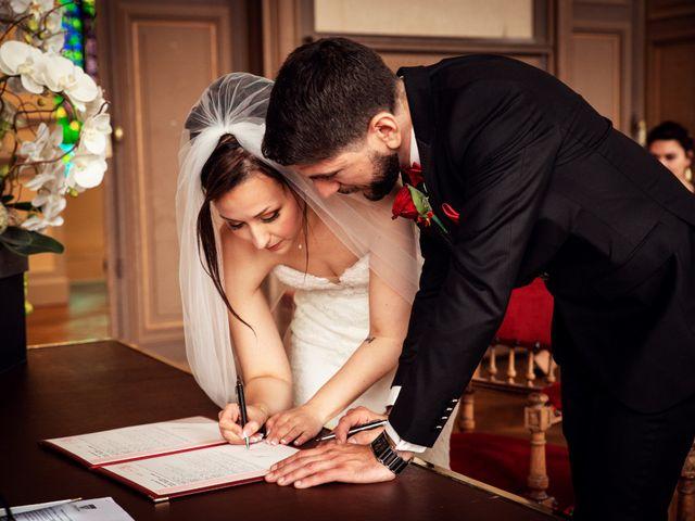 Le mariage de Franck et Sabrina à Vernon, Eure 11