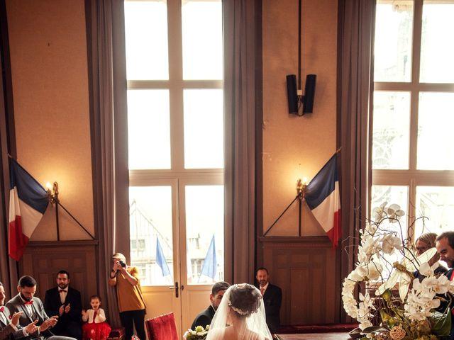 Le mariage de Franck et Sabrina à Vernon, Eure 12
