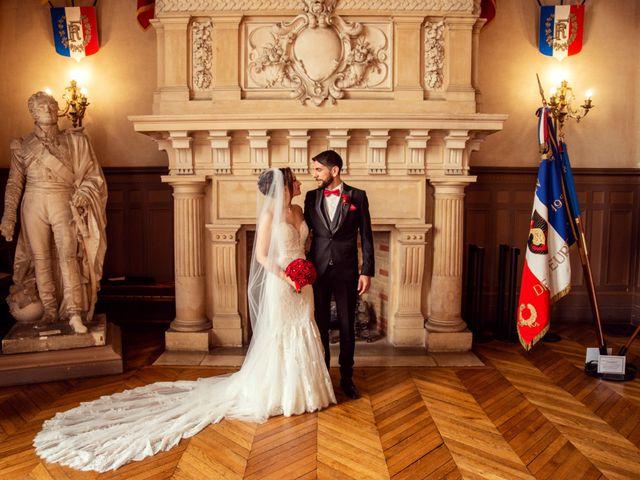 Le mariage de Franck et Sabrina à Vernon, Eure 13