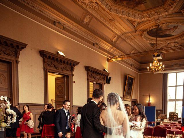 Le mariage de Franck et Sabrina à Vernon, Eure 14