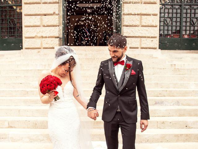 Le mariage de Franck et Sabrina à Vernon, Eure 15